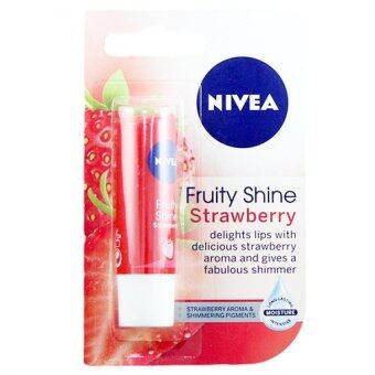 Harga NIVEA LIP STRAWBERRY 4.8G