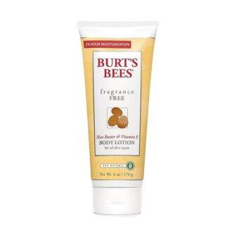 Harga Burt's Bees Shea Butter and Vitamin E Body Lotion 6oz / 170g