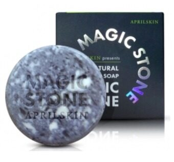 Harga [FREE SKIN CARE GIFT] April Skin Magic Stone Original 100g (Local Seller)