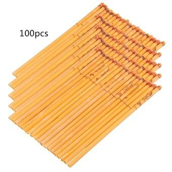 Harga Straight Style Natural Ear Candle Therapy Healthy Care Candle (100pcs Orange Fragrance-Orange)