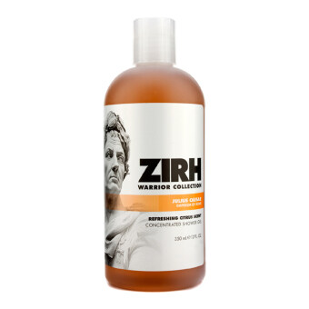 Harga Zirh International Warrior Collection Shower Gel - Julius Caesar 350ml/12oz