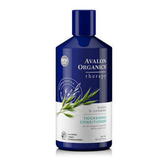 Harga Avalon Organics Biotin B-Complex Thickening Conditioner - Hair Grow / Anti Hair Fall 414ml