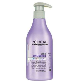 Harga L'Oreal Professionnel Liss Unlimited Shampoo 500ml