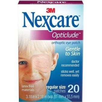 Harga 3M Nexcare Opticlude Orthoptic Eye Patch 20 patches