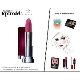 Harga [AsNTM] (FREE Blush Studio I'M POP) Maybelline Color Sensational Powder Mattes Lipstick Pink Potion