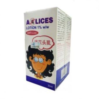 Harga ALICES LOTION SHAMPOO (ANTI-LICE, ANTI-KUTU) 60ML x 2