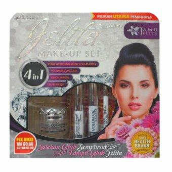 Harga Jamu Jelita Make-up 4 in 1 set