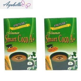 Harga Fortune Smart Coco A+ Drink x 2