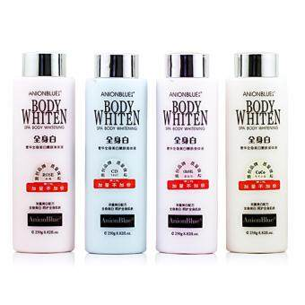 Harga Anion Blue Whitening Lotion SPF30/PA++ 250g -ROSE
