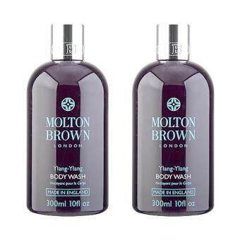 Harga 2 x Molton Brown Body Wash 10oz, 300ml Ylang-Ylang