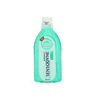 Harga Sensodyne Extra Fresh Mouthwash 500ml