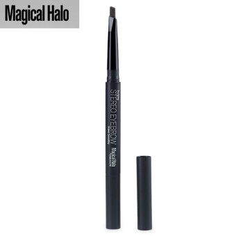 Harga Magical Halo Double Head Automatic Long Lasting Makeup Eyebrow Pencil #2