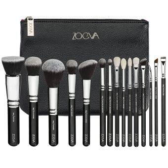 Harga professional 15PCS makeup brush set brushes, foundation brush, eye shadow brush, blush brush, lip brush. Professional beauty make up tools