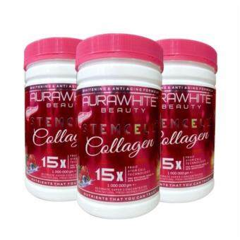 Harga AURAWHITE Beauty Collagen 15x Special Edition (Single Pack)