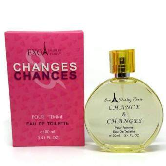 Harga Shirley Paris Changes & Chances