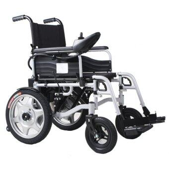 Harga AQ Medicare Power Standard Wheelchair WHC8163