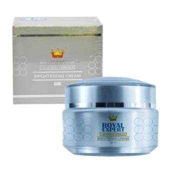 Harga Royal Expert Advance Formula Brightening Cream 50ml