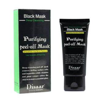 Harga BLACK MASK PURIFYING PEEL-OFF MASK BY DISAAR