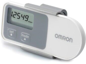 Harga (Original) Omron Digital Pedometer HJ-320 (Warranty 1 year)