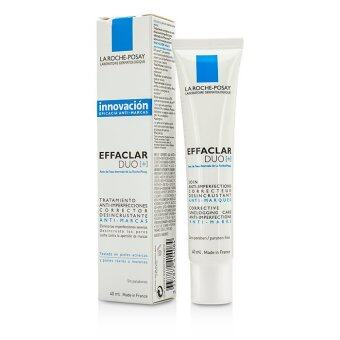 Harga La Roche Posay Effaclar Duo (+) Corrective Unclogging Care Anti-Imperfections Anti-Marks 40ml/1.35oz