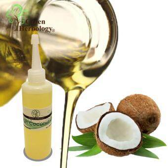 Harga Pure Virgin Coconut Oil, Cold Pressed, Natural Carrier Oil 100ml