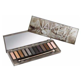 Harga URBAN DECAY NAKED SMOKY Eye shadow Palette 12-Color