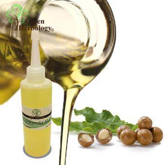 Harga Pure Macadamia Nut Oil, Cold Pressed, Natural Carrier Oil 100ml