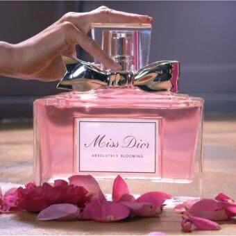 Harga Miss Dior Absolutely Blooming EDP 100ml For Women (Original-Tester)