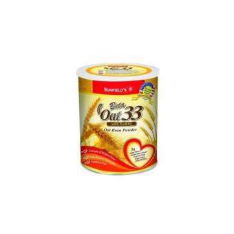 Harga Sunfield's Beta Oat 33 with CoQ10 420g