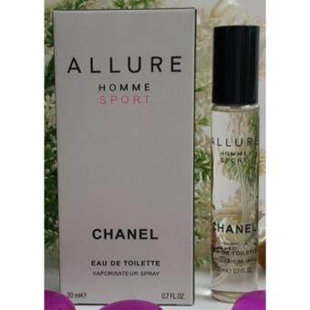 Harga Chanel Allure Homme Sport EDT 20ML for Men (Miniature Perfume)