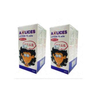 Harga ALICES LOTION SHAMPOO (ANTI-LICE, ANTI-KUTU) 30ML T/P x 2