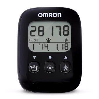 Harga Omron HJ-325-BK Digital Pocket Pedometer