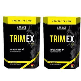 Harga AMACE TRIM EX Fat Blocker Thermogenic Effect (2 box)