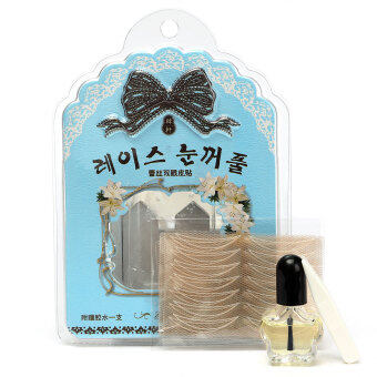 Harga Miss Bowbow Mesh Type Double Eyelid Tape With Quick Dry Glue 60sets Professional XL (Intl)