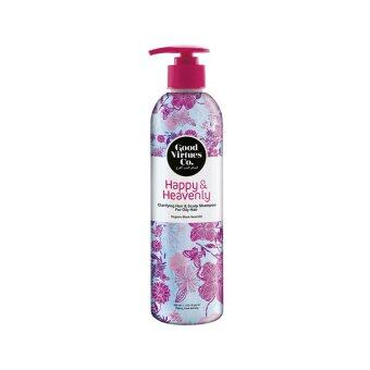 Harga GVC Clarifying Hair & Scalp Shampoo 300ml