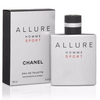 Harga Chanel Allure Homme Sport For Men Eau De Toilette 100ml