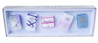 Harga LANVIN 5PC MINIATURE GIFT SET