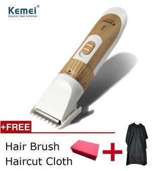 Harga Kemei New high quality Razor Shaver Cordless Adjustable Clipper Electric Trimmer Hair Clipper Rechargeable