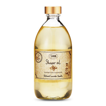 Harga Sabon Shower Oil 17.59oz, 500ml (# Patchouli Lavender Vanilla)