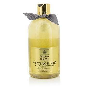 Harga Molton Brown Vintage 2015 With Elderflower Bath & Shower Gel 300ml/10oz