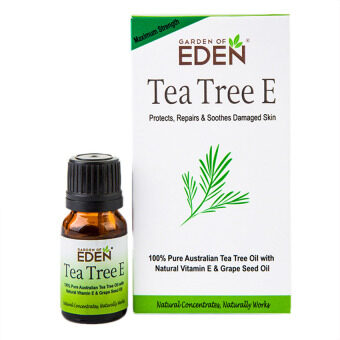Harga Garden Of Eden Tea Tree E – 10ml