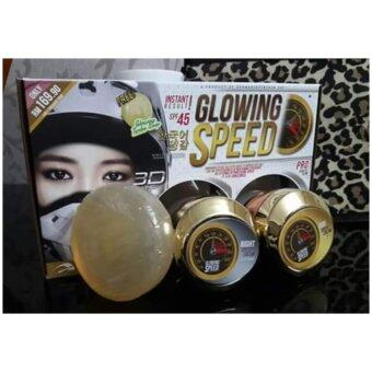 Harga Dermax Superskin (DMS) 360 GLOWING SPEED Whitening Turbo+ free gift