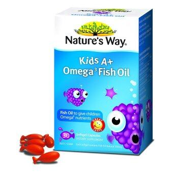 Harga Nature's Way Kid'S A+ Omega Fish Oil 30's