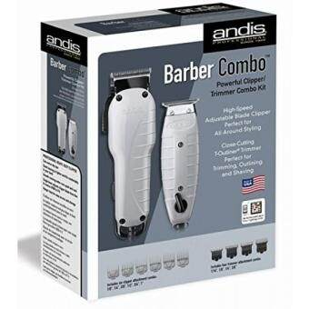 Harga Andis Barber Combo Clipper White