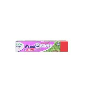 Harga Fresh & White Extra Fresh Applemint Toothpaste 225g