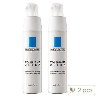 Harga 2 x La Roche-Posay Toleriane Ultra Intense Soothing Care 1.35oz, 40ml