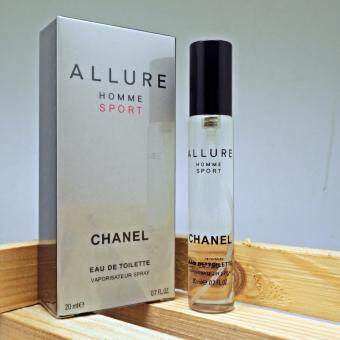 Harga Miniature perfume – CHANEL – ALLURE HOMME SPORT -20ml