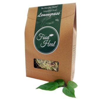 Harga FoodHeal Natural Dehydrated Dried Lemongrass Slices (100g)