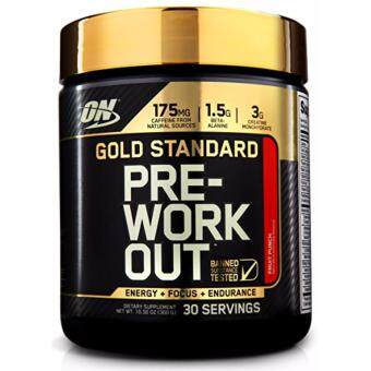 Harga Gold Standard Pre-Workout Fruit Punch