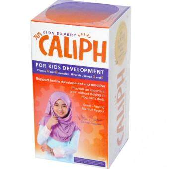 Harga Jus Caliph Kids Expert 350ml - Pack of 2